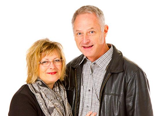 Gitte und Harald Mertens