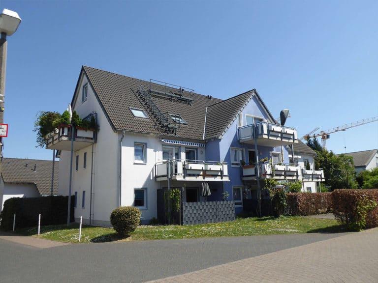 Mietverwaltung in Niederkassel 13 Wohneinheiten