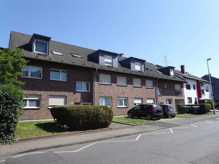 Mietverwaltung in Bonn 13 Wohneinheiten