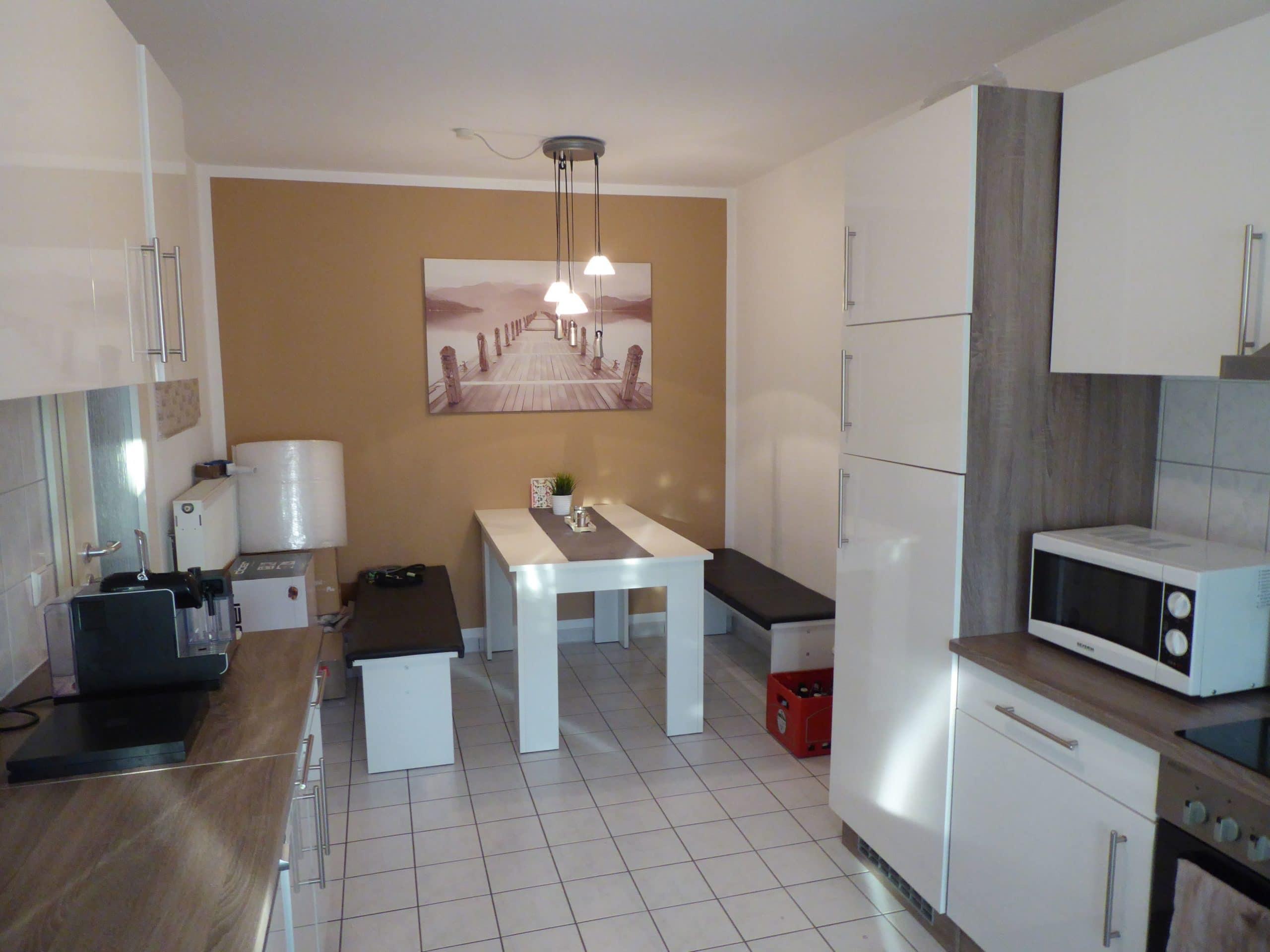 Essbereich Küche